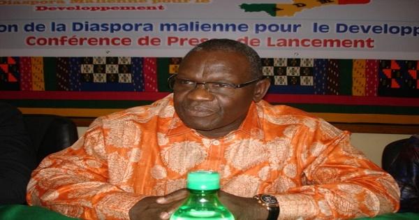 ministre justice malien mohamed ali bathily