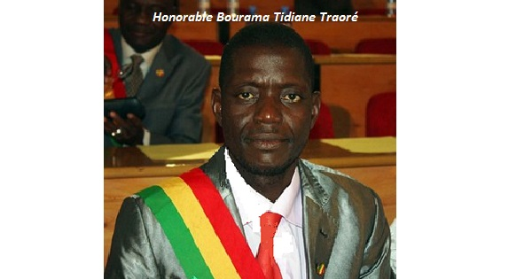 honorable bourama traor