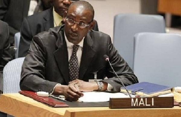 Abdoulaye Diop UN