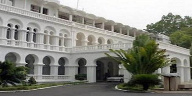 Palais koulouba G