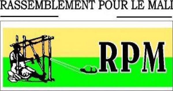 Rassemblement Pour le Mali RPM 1