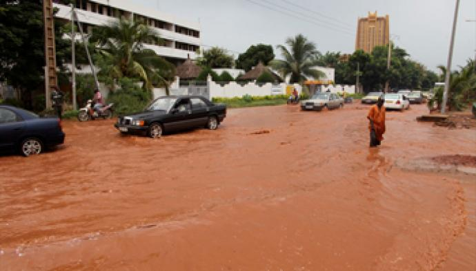 Inondation Bamako