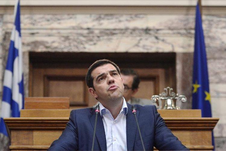 grec alexis tsipras