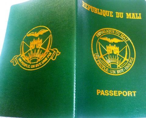 passeport malien