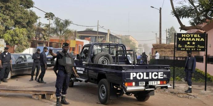 police bamako 655406210