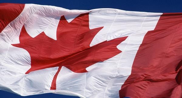 Canada drapeau