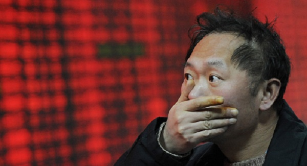 Chine bourse