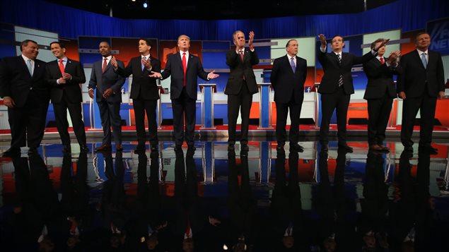 USA debat republicain