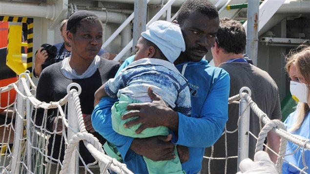 migrants italie sauvetage