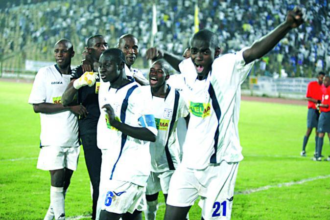 stade malien bamako