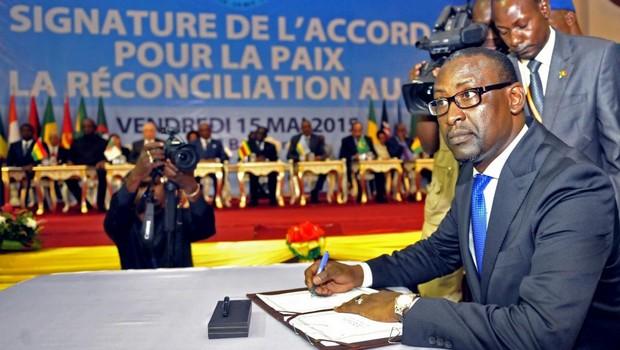 Mali accord paix