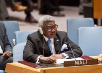 ExvAmbassadeur du Mali à l'ONU, Sekou KASSE.