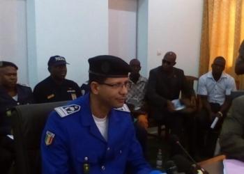 Le Directeur général de la police du Mali, Moussa Ag Infahï.