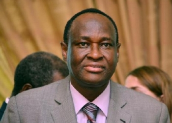 Tiébilé Dramé, Président du Parti pour la Renaissance Nationale (PARENA)