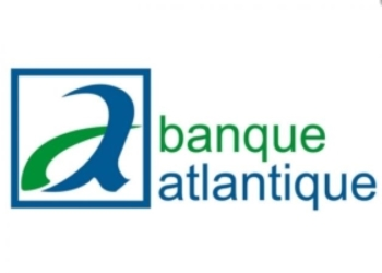 Le logo de la Banque Atlantique