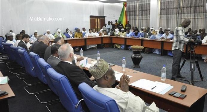 Mali: COMITE DE SUIVI DE L'ACCORD.