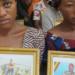 Charniers de Diago: Les épouses et parents des bérets rouges disparus .
