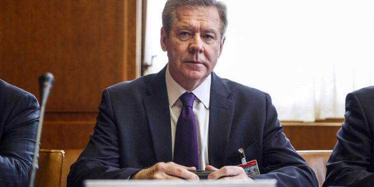 vice-ministre russe des Affaires étrangères Guennadi Gatilov.