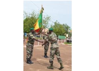 État-major général des Armées : LE GÉNÉRAL DE DIVISION DIDIER DACKO AUX COMMANDES