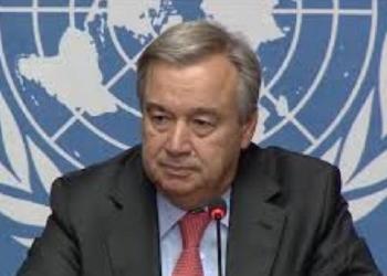 Secrétaire général des Nations unies Titulaire actuel António Guterres depuis le 1er janvier 2017
