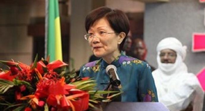 LU Huiying, Ambassadeur de Chine au Mali