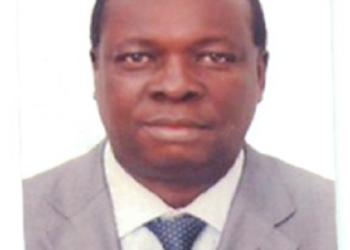 Son excellence Samuel-OUATTARA Ambassadeur de la République de Côte d'Ivoire au Mali.